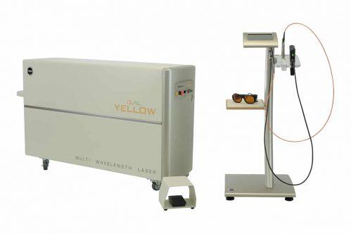 เครื่อง Dual Yellow Laser